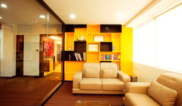 Corporate Interior Project Designer Chennai
